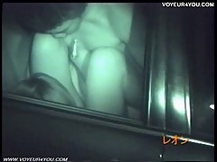 Outdoor car sexual intercourse