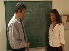 - Penny Flame & her vicious teacher