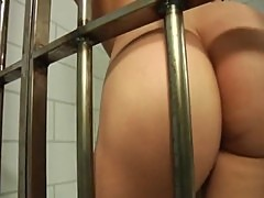 Head Warden Give Prisoner Alexis Texas A Workout