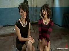 Bobbi Starr and Bianca Stone