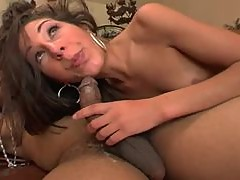 Sexy Isabella Pacino getting fucked hard by Black guy