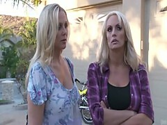 Julia Ann and Stormy Daniels