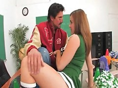BIG ASS CHEERLEADERS - NATASHA NICE