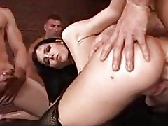 Rebecca Linares ; Gangbang Auditions