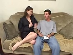 Big Tits Housewife Sara Stone Cheating on Husband